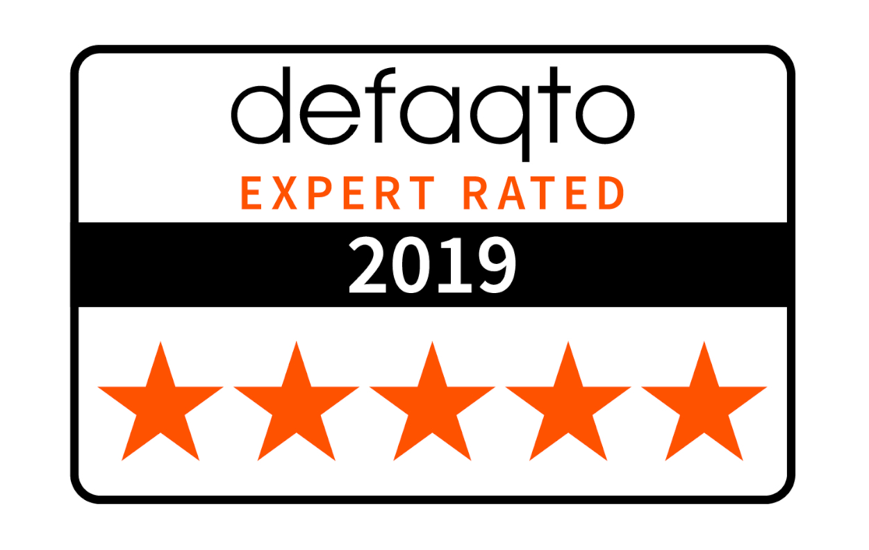Our Defaqto Star rated products.